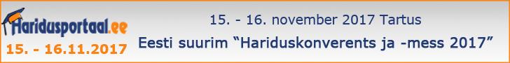 Hariduskonverents ja -mess 2017